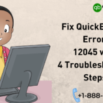 QuickBooks Desktop Error 12045