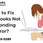 How to Fix QuickBooks Not Responding