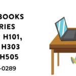 QuickBooks H series Error H101, H202, H303 and H505