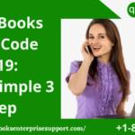 QuickBooks Error Code C=19