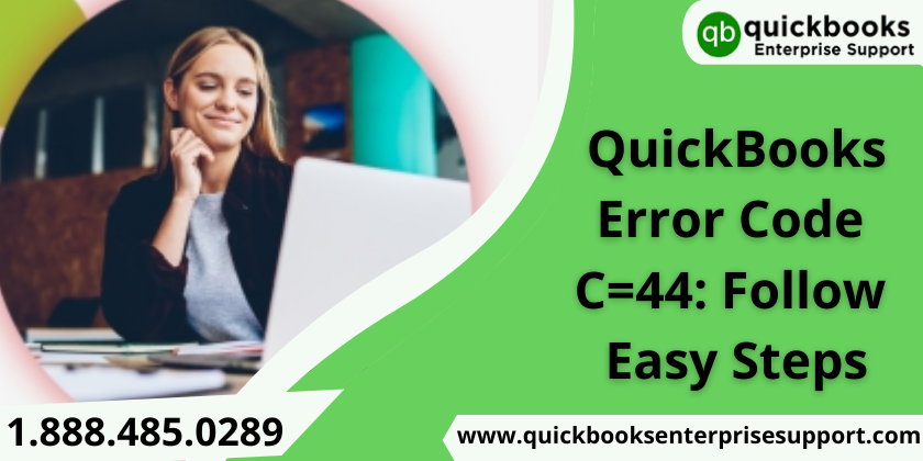 QuickBooks Error Code C=44