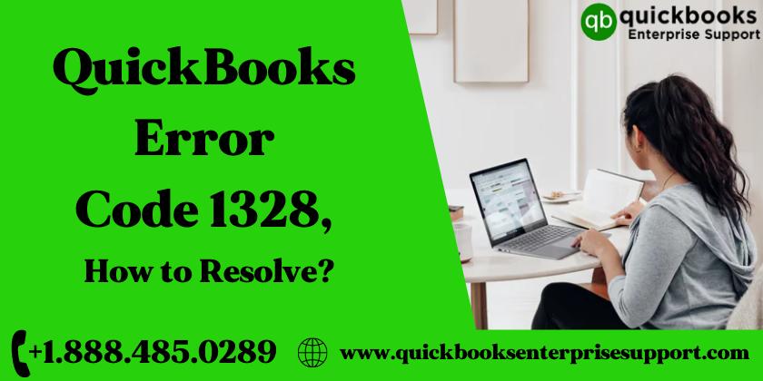 QuickBooks Error Code 1328, How to Resolve?