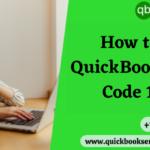 How to Fix QuickBooks Error 1618