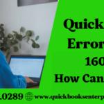 QuickBooks Error Code 1601, How Can Be Fix